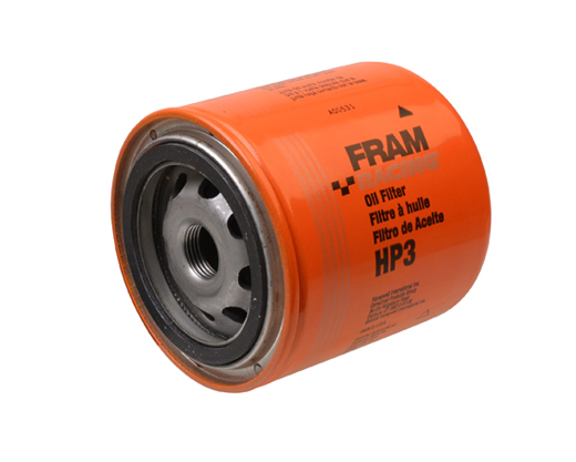 Spin-on oil filter cartridge, FRAM, HP3, piece