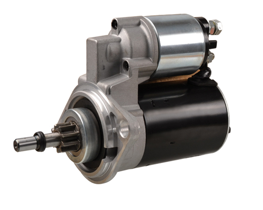 Startmotor 12V, Ø 11 mm (Top-quality)