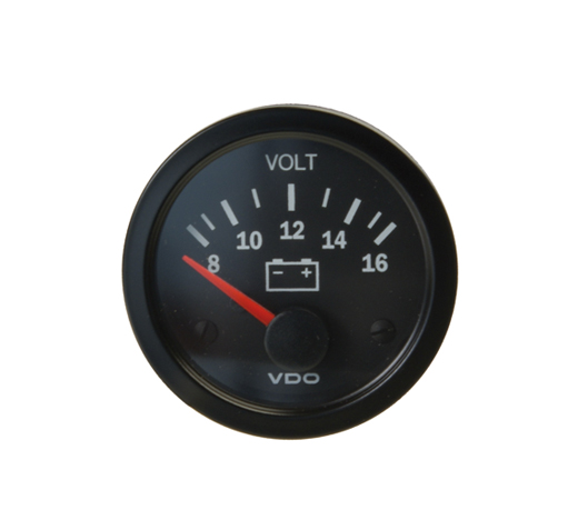 "Voltmeter, ""COCKPIT VISION"", 52 mm"