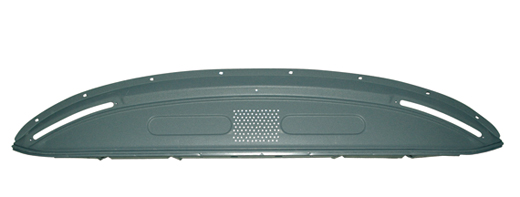 Dashboard cover, metaal, 8.72-